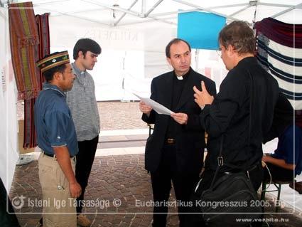 Eucharisztikus Kongresszus 2005. - Budapest