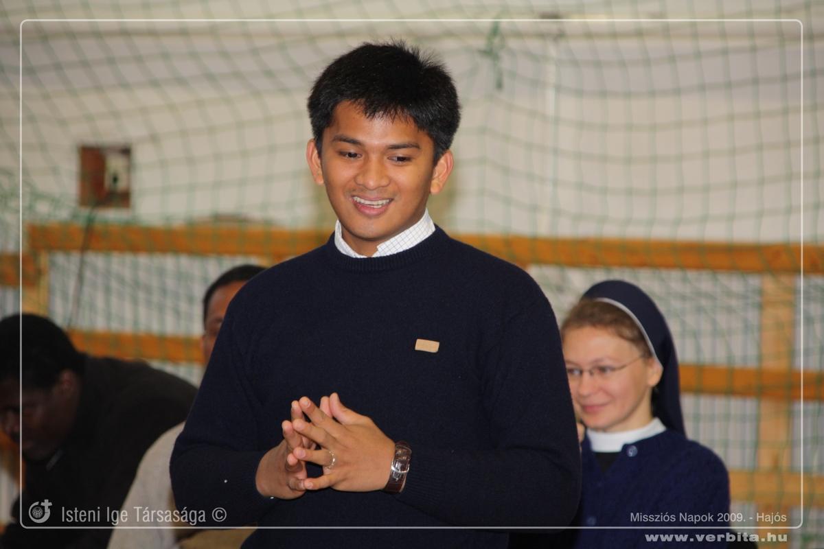 Missziós Napok 2009. november - Hajós