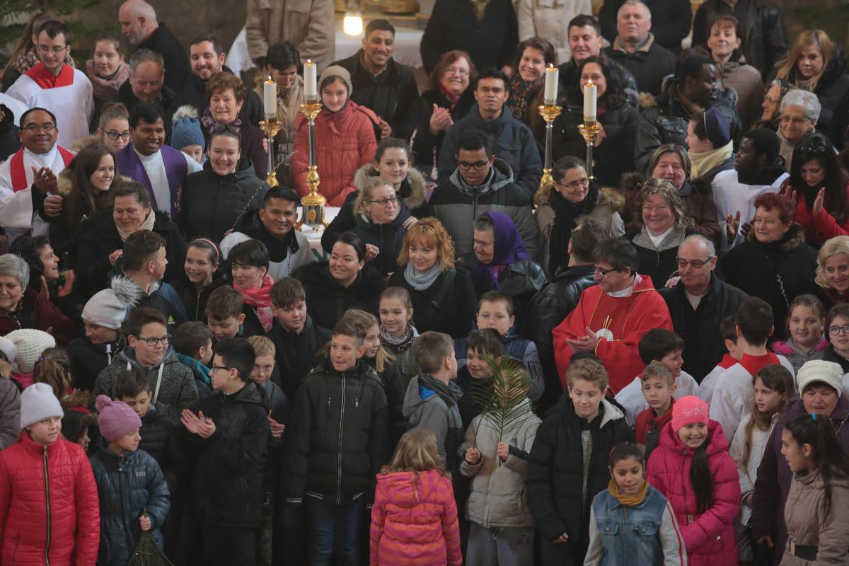 Missziós napok 2018. március - Egyek