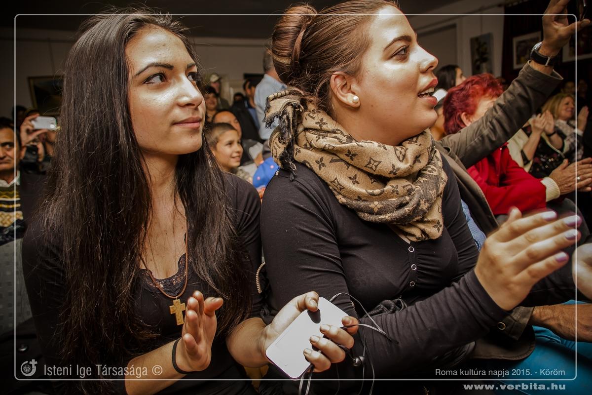 Roma Kultúra Napja 2015. április - Köröm
