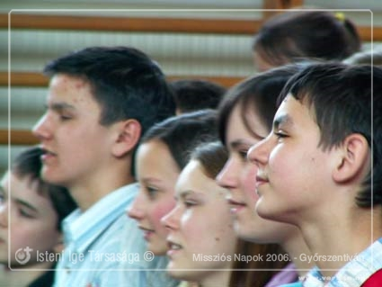 Missziós Napok 2006. - Gyõrszentiván
