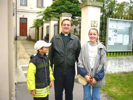 Missziós Napok 2005. - Gyõrszentiván