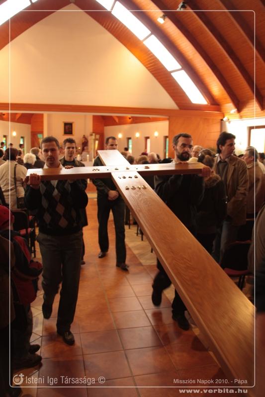 Missziós Napok 2010. március - Pápa