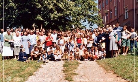 Misszi�s T�bor 2003 - K�szeg