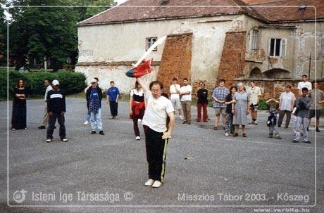 Missziós Tábor 2003 - Kõszeg