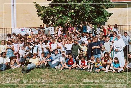 Misszi�s T�borok 2004