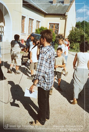 Missziós Táborok 2004