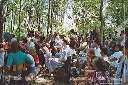 Missziós Tábor 2005. - Kõszeg