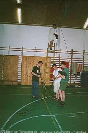 Missziós Tábor 2005. - Zsámbék
