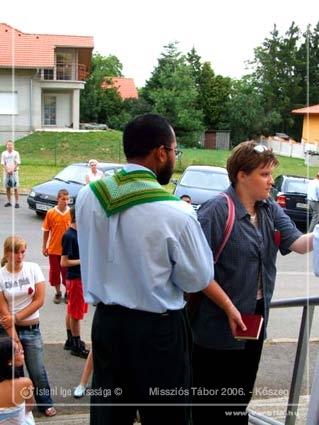 Misszi�s T�bor 2006. - K�szeg