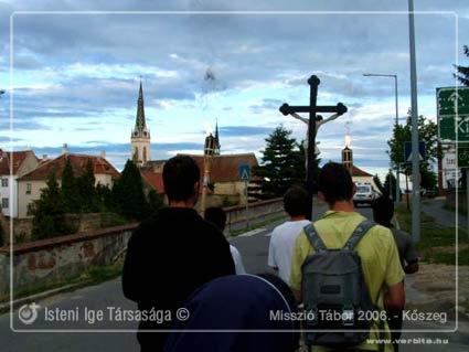 Missziós Tábor 2006. - Kõszeg