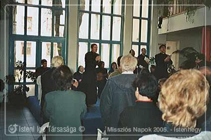Missziós Napok 2005. - Budapest, Istenhegy