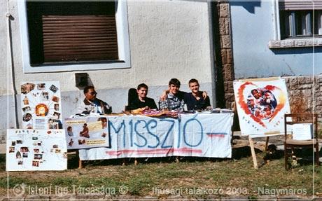 Nagymarosi Ifjúsági Találkozó 2003