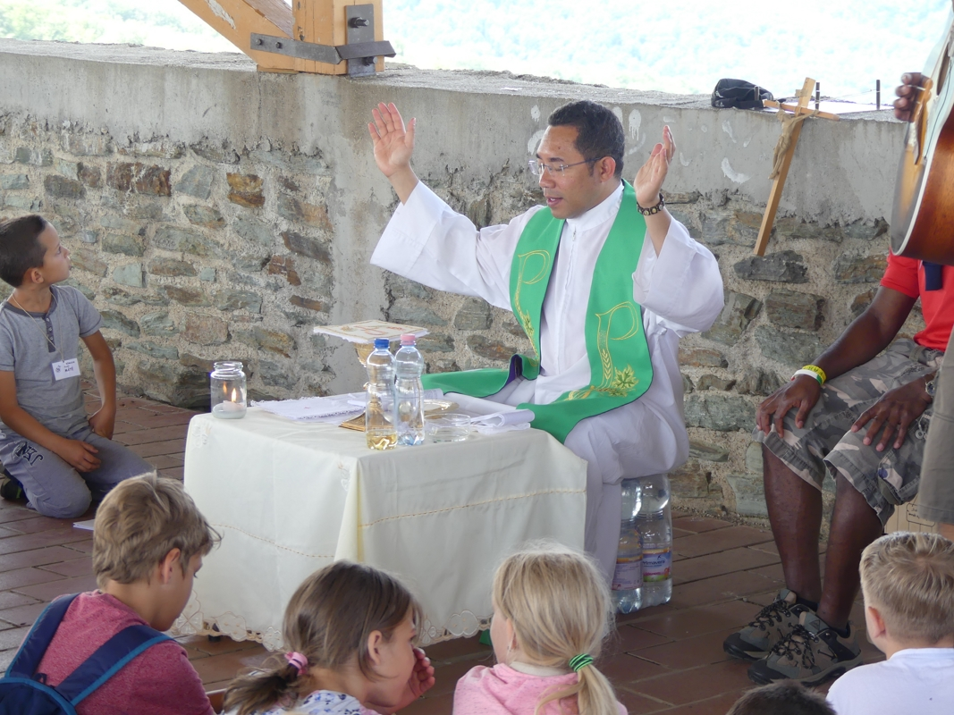 Missziós gyermek tábor 2018. július
