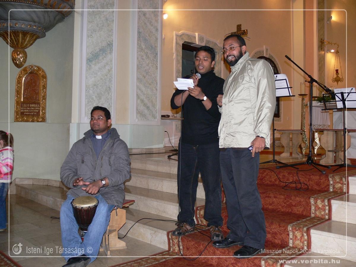 Missziós Napok 2008. - Várpalota