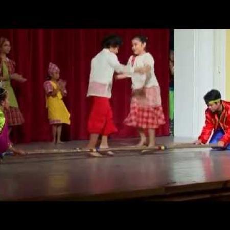 Verbita percek - Fülöp-szigeteki tánc