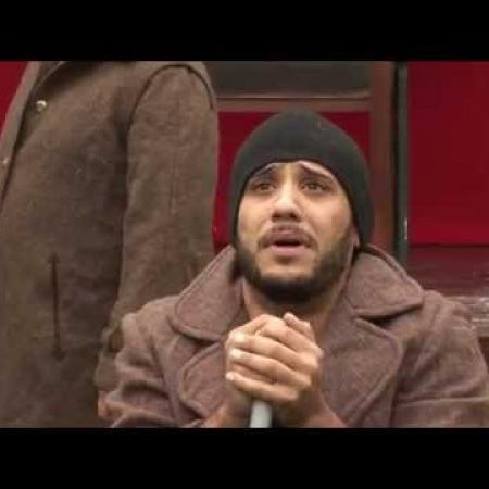 Verbita percek - részlet a Romano Teatro előadásból 1