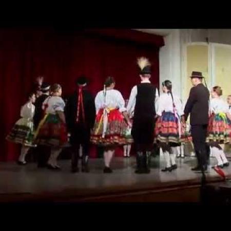 Verbita percek - Sárközi dunántúli tánc