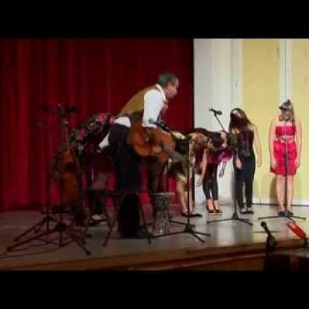 Verbita percek - Emberi Hang népzenei együttes