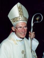 Michael August Blume SVD érsek Magyarország új apostoli nunciusa