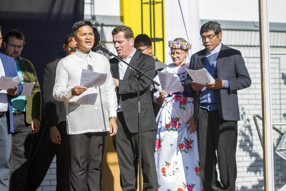 Világmisszió Országos Ünnepe - 2019. október